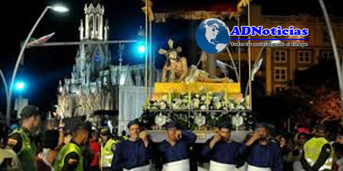 procesion de la paz