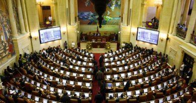 COLOMBIA ELIGE CONGRESO DE LA REPUBLICA
