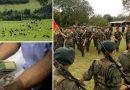 LAS FARC SE BURLAN DE COLOMBIA